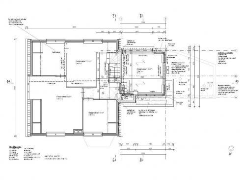 Projecten gerealiseerd van ginneke architectuur for Ontwerp plattegrond