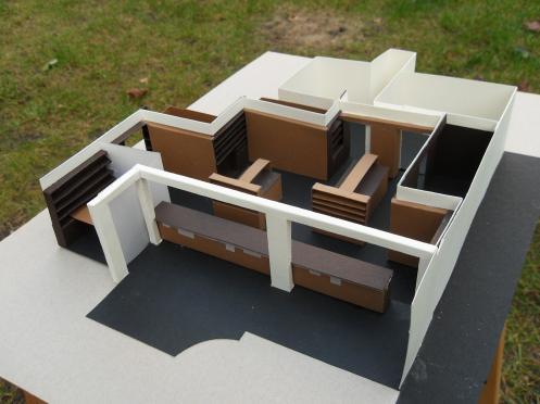 Projecten in ontwerp van ginneke architectuur - Whirlpool van het interieur ...