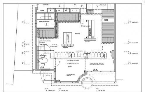 Projecten in ontwerp van ginneke architectuur for Ontwerp plattegrond