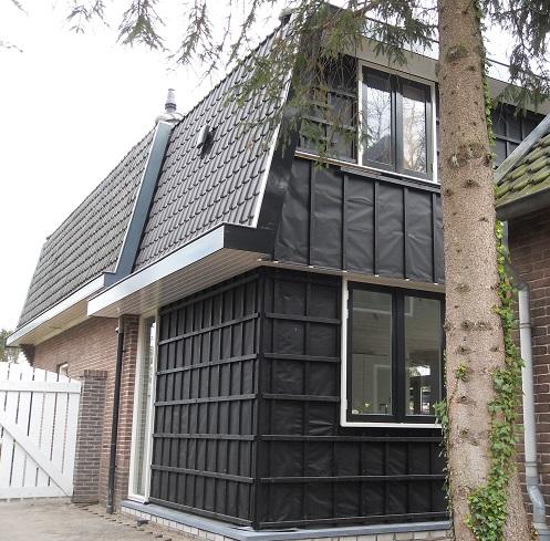Nieuws van ginneke architectuur - Foto gevel moderne villa ...